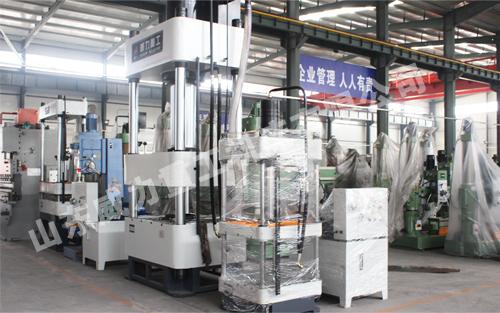 100吨四柱液压机生产厂家_四柱液压机(100吨,315吨,吨